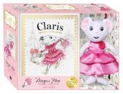 Claris: Book & Toy Gift Set