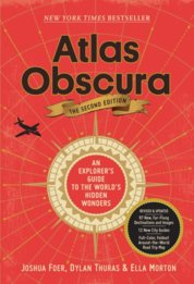Atlas Obscura second edition