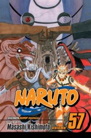 Naruto, Vol. 57: Battle