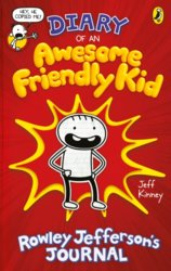 Diary of an Awesome Friendly Kid: Rowley Jeffersonss Journal