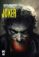 Joker by Brian Azzarello The Deluxe Edition