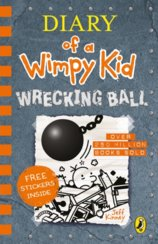 Diary of a Wimpy Kid: Wrecking Ball Book 14