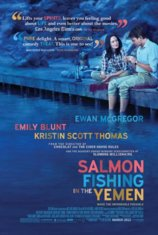 Salmon Fishing in the Yemen film tie-in