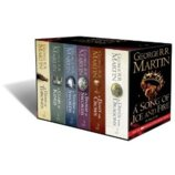 Song of Ice and Fire box set 6 volumes