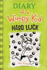Diary of a Wimpy Kid: Hard Luck 8 pb