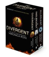 Divergent Trilogy(Adult Edition) Boxed SetBooks 1-3