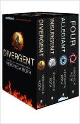 Divergent Series Box Set Books 1-4 Plus World Of Divergent