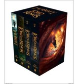 Hobbit And The Lord Of The Rings: Boxed Set Film Tie-In Edition