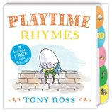 My Favourite Nursery Rhymes Board Book: Playtime Rhymes