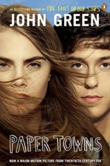 Paper Towns Movie Tie In