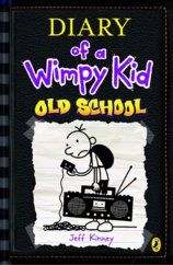 Diary of a Wimpy Kid: Old School Book 10