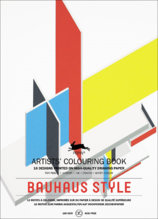 Bauhaus Coloring book