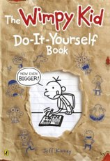 Diary of a Wimpy Kid:  DIY Book new