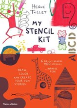 My Stencil Kit : Draw, Colour and Create Your Own Stories