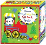 Babys Very First Cot Book Train
