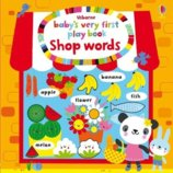 Babys Very First Play book Shop words