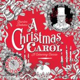 A Christmas Carol colouring book