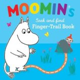 Moomins Seek and Find Finger-Trail book