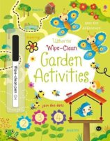 Wipe- Clean Garden Activities