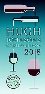 Hugh Johnsons Pocket Wine Book 2018