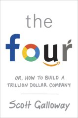 Four The Hidden DNA of Amazon, Apple, Facebook and Google