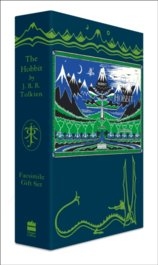 The Hobbit Facsimile Gift ed