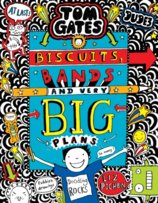 Tom Gates: Biscuits, Bands and Very Big Plans 14