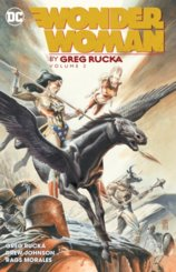 Wonder Woman by Greg Rucka   2