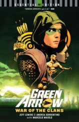 Green Arrow War of the Clans  DC Essential Edition
