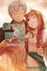 Spice And Wolf 19 Novel