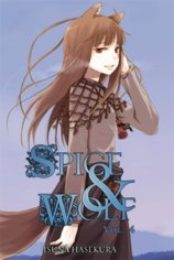 Spice And Wolf 4 Novel