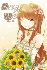 Spice And Wolf 17 Novel