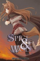 Spice And Wolf 2 Novel