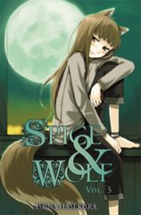 Spice And Wolf 3 Novel