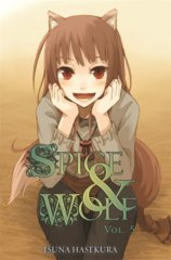 Spice And Wolf 5 Novel