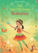 Little Sticker Dolly Dressing Woodland Fairy