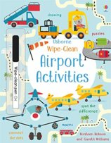 Wipe-Clean: Airport Activities