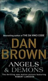 Angels and Demons film tie-in