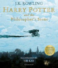 Harry Potter and the Philosophers Stone Illustrated Edition