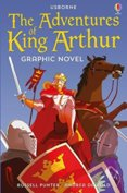 The Adventures of King Arthur Graphic Novel