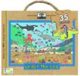 Green Start Giant Floor Puzzles : Under The Sea