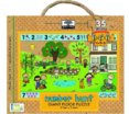 Green Start Giant Floor Puzzles Number Hunt