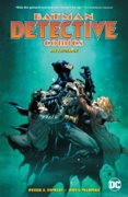 Batman Detective Comics 1 Mythology