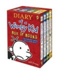 Diary of Wimpy Kid  6 VOL box set