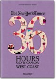 NY Times, 36 Hours, USA, West
