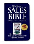 Sales Bible New Ed