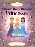 Sticker Dolly Dressing: Princesses