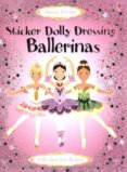 Sticker Dolly Dressing: Ballerinas