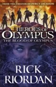 Blood of Olympus Heroes of Olympus book 5