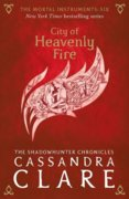 Mortal Instruments 6 City of Heavenly Fire NC